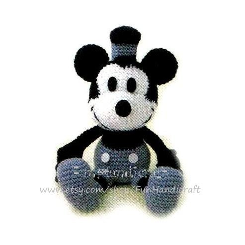 CROCHET DISNEY PATTERN FREE CROCHET PATTERNS