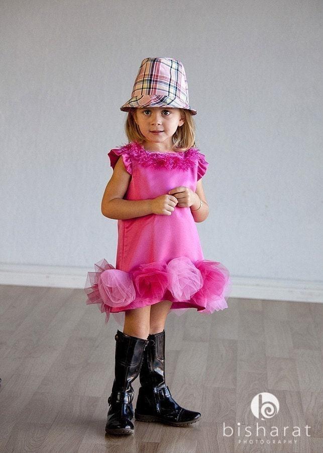 لباس بنفش حزب دختران -- بیشتر رنگ