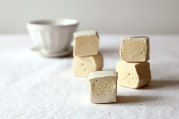 Handmade Caramel  Marshmallows, 1 dozen