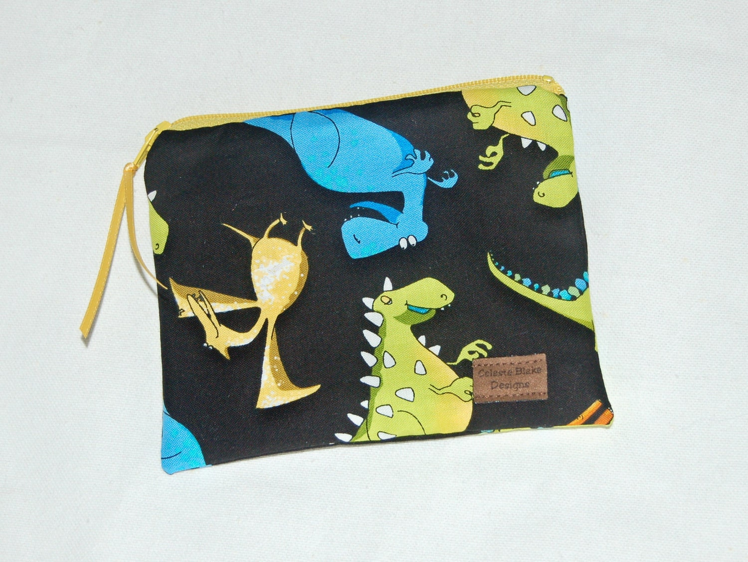 Celeste Blake Designs snack bag