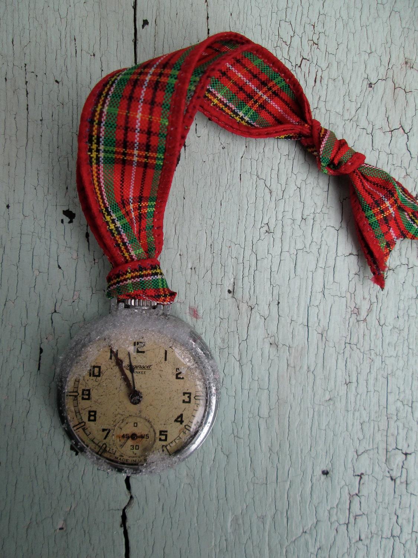 Christmas Ornament - Vintage - lesliejanson