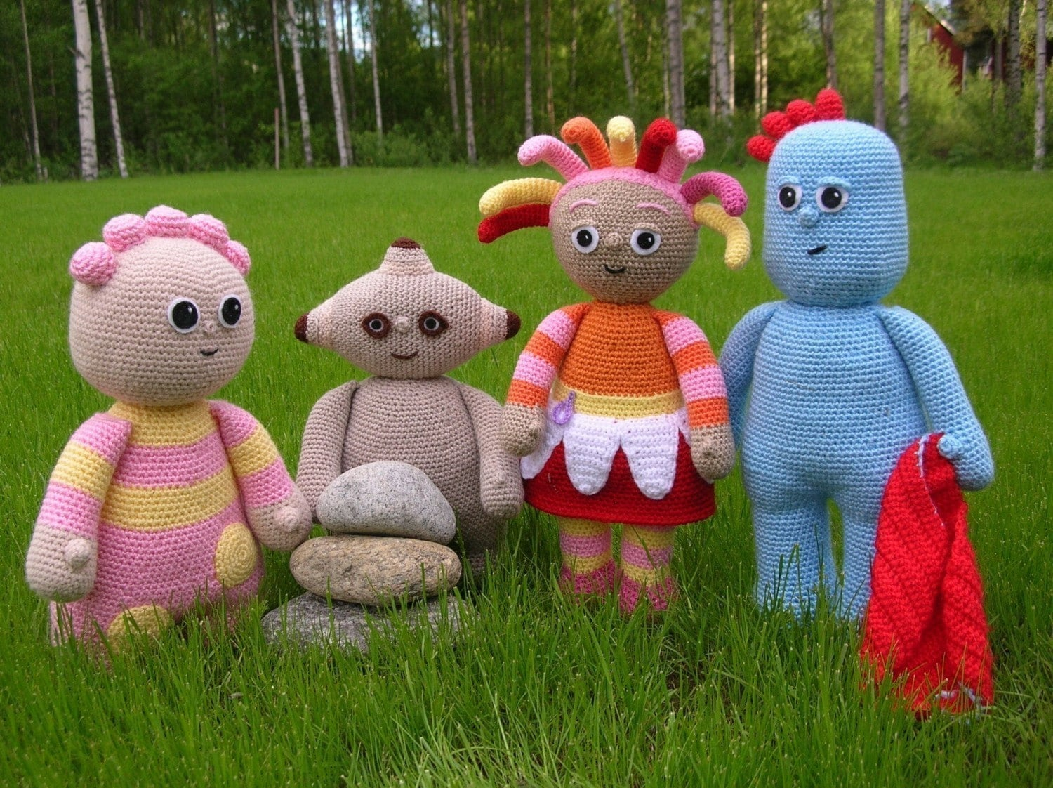 Knitting Pattern Iggle Piggle : Iggle Piggle Love - The Knit Wit by Shair