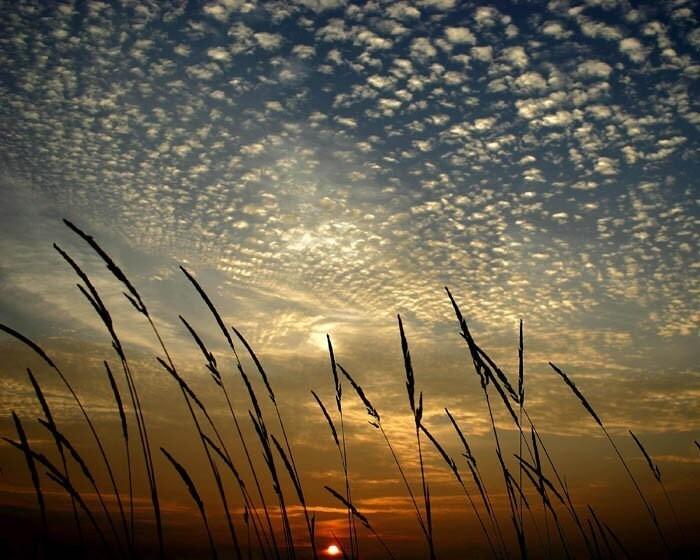 Sunrise photograph, cloud print, nature print, home decor, Fine Art Photograph - judeMcConkeyPhotos