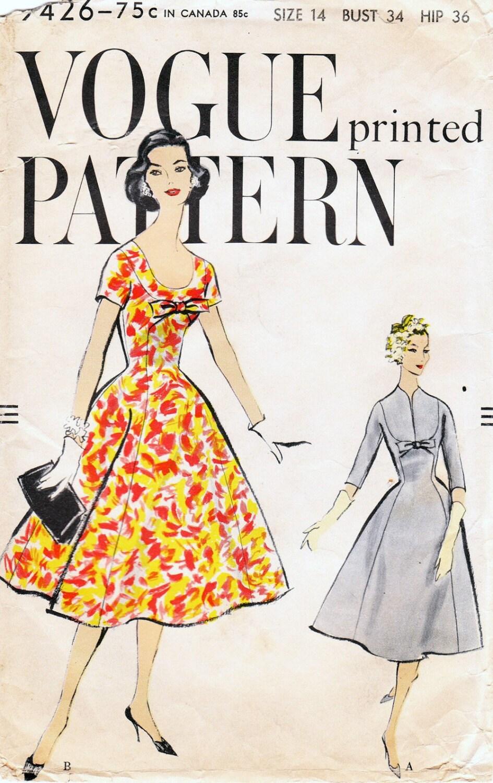 1950s dress patterns 171 free patterns