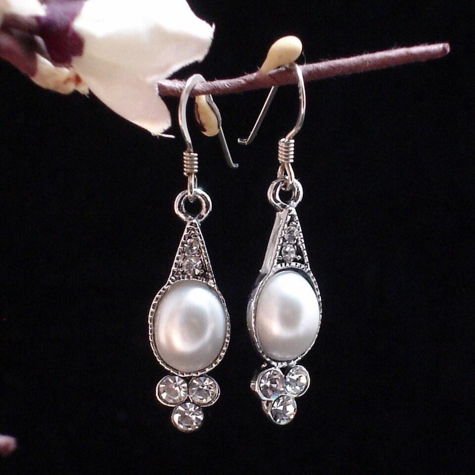Mae bridal Earring    er1033