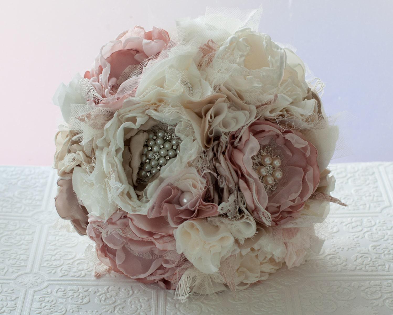 Bridal Bouquet Materials : Fabric flower bouquet tutorial viewing gallery