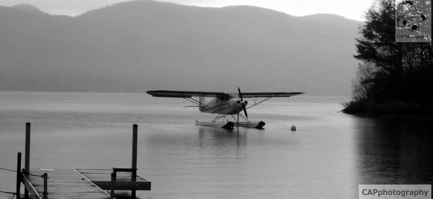 Sea Plane Photo Print - CAPphotograpy