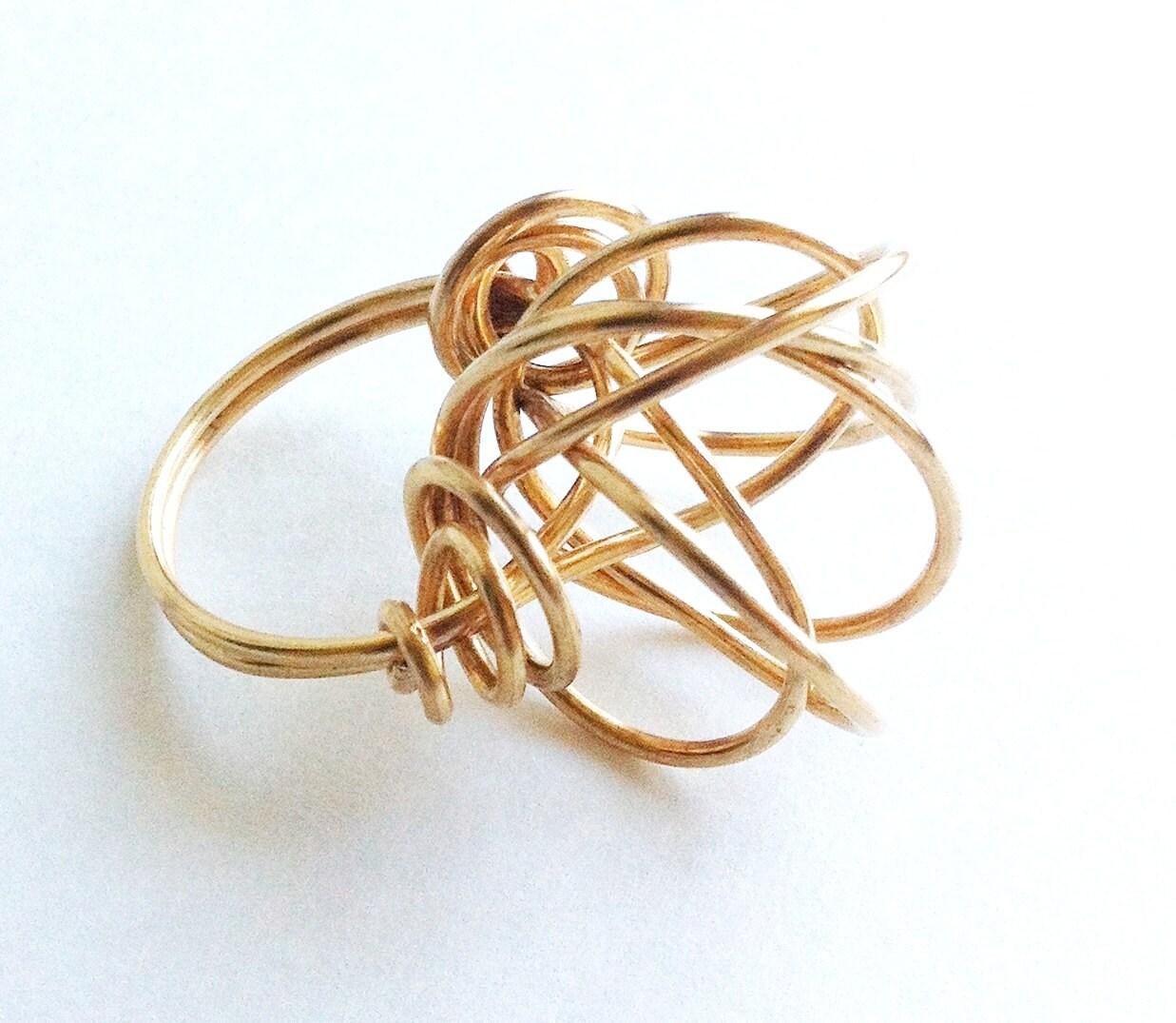 MESSY -  Brass Ring