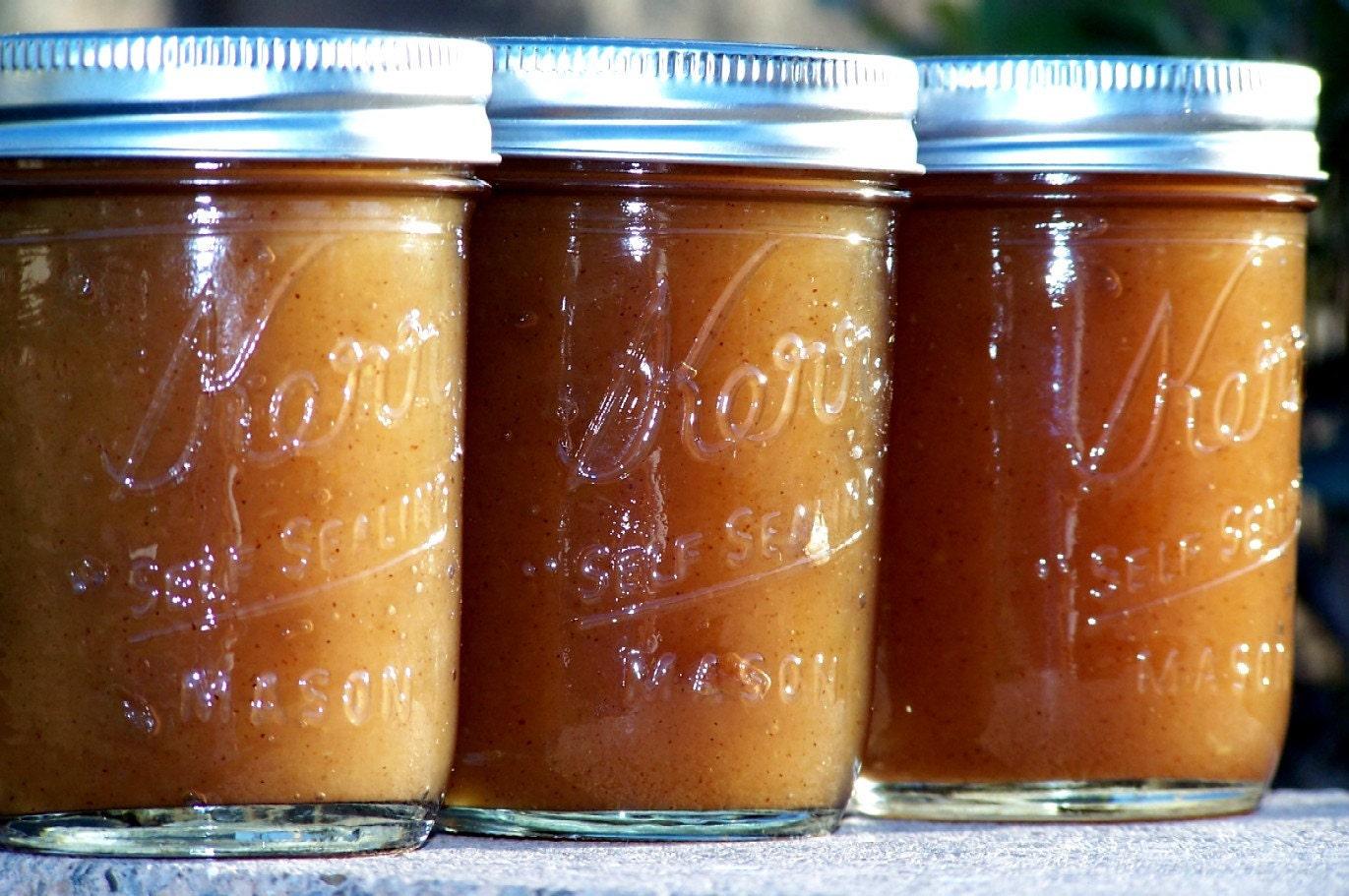 Delicious Apple Butter- 8oz Jar