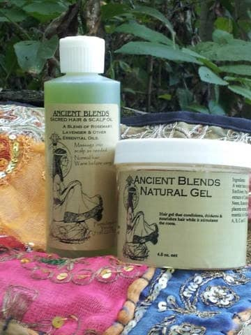 Ancient Blends Essential Hair Care GIFT COMBO