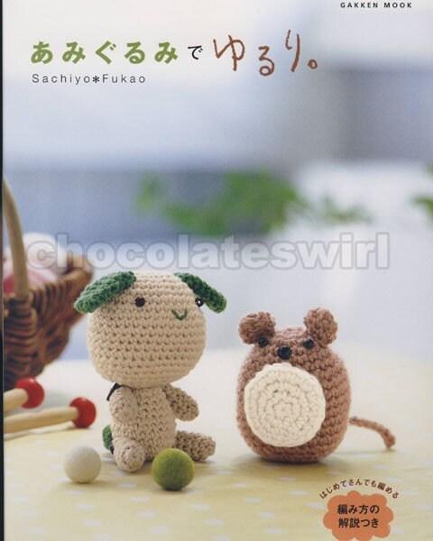 Amigurumi Japanese Meaning : JAPANESE CROCHET AMIGURUMI Crochet For Beginners