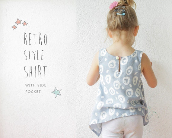 sewjustsew | Free sewing patterns for children