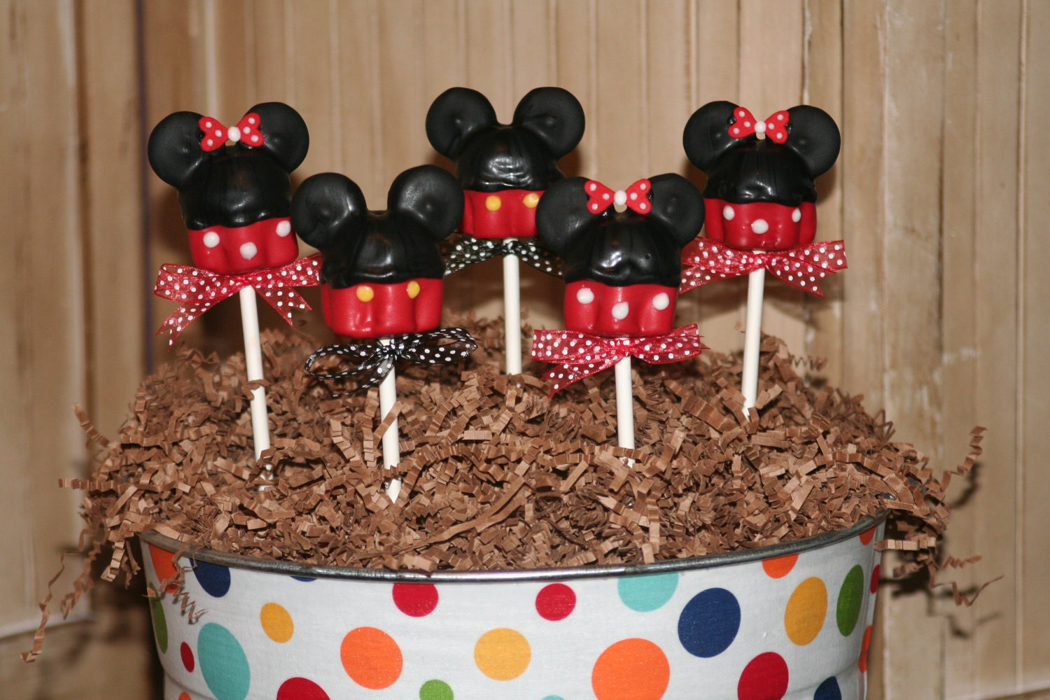 With food tea parties lend themselves quite nicely to disney themes