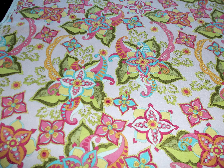 Bohemian Fabric
