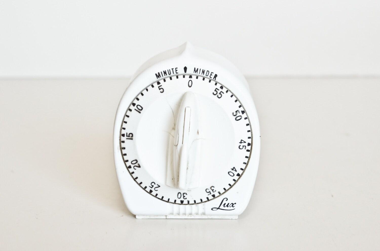 Lux Minute Minder Kitchen Timer Robertshaw - Dentwood