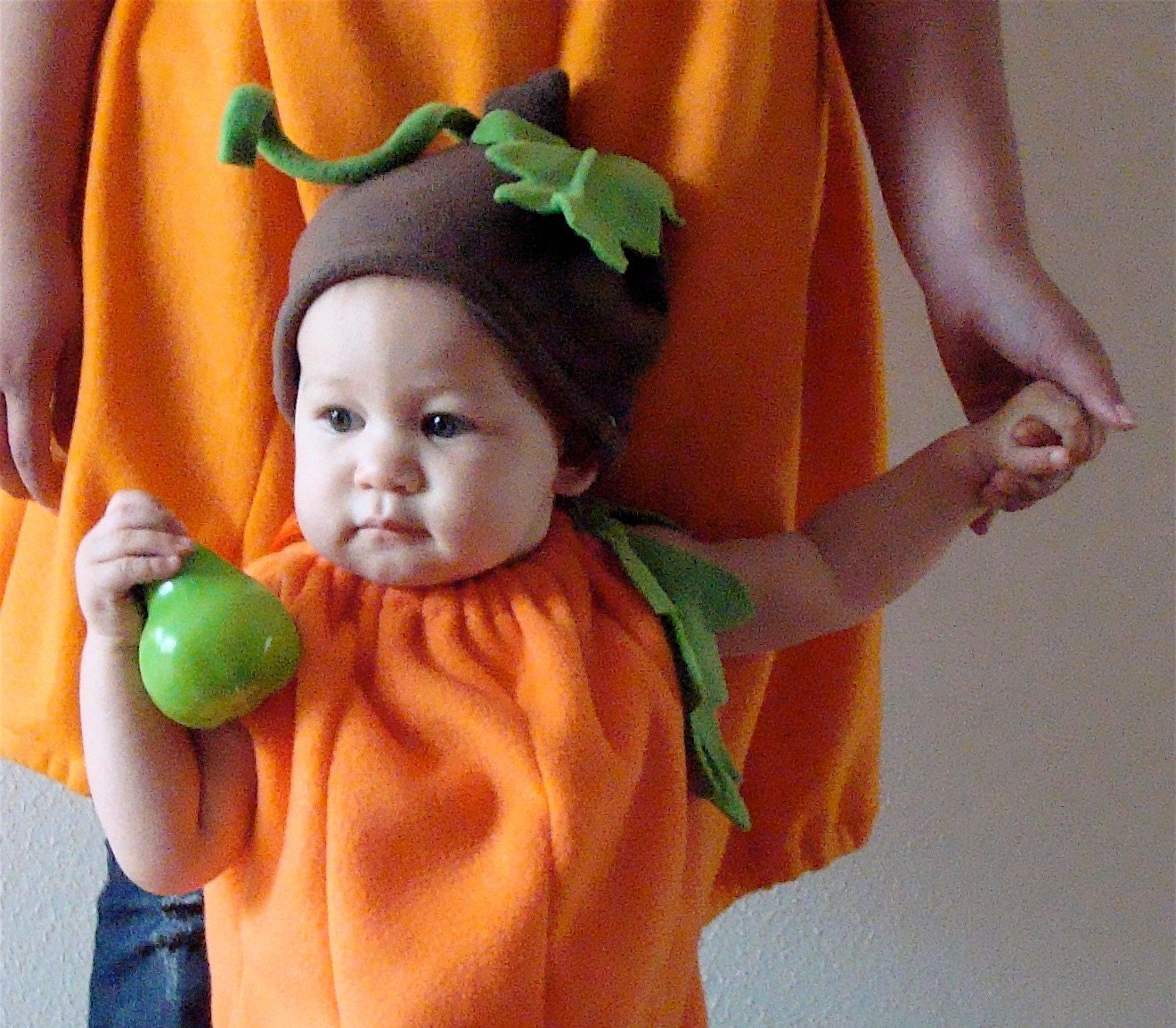 Pumpkin Baby or Toddler Costume