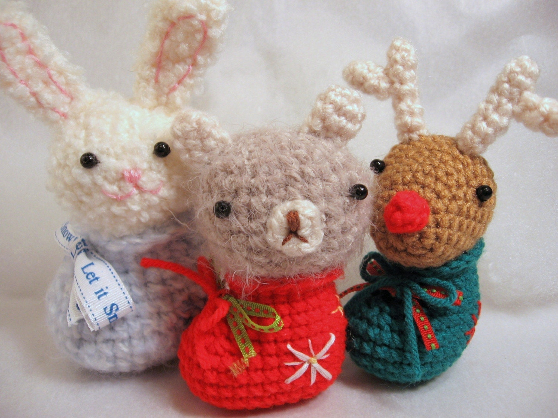 Cute Amigurumi Ideas : cute amigurumi toys and crochet patterns - crafts ideas ...