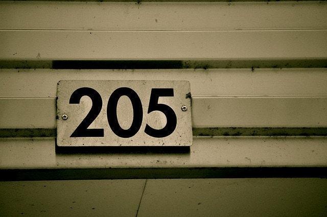 """11x14 Photographic Print: """"205"""""""