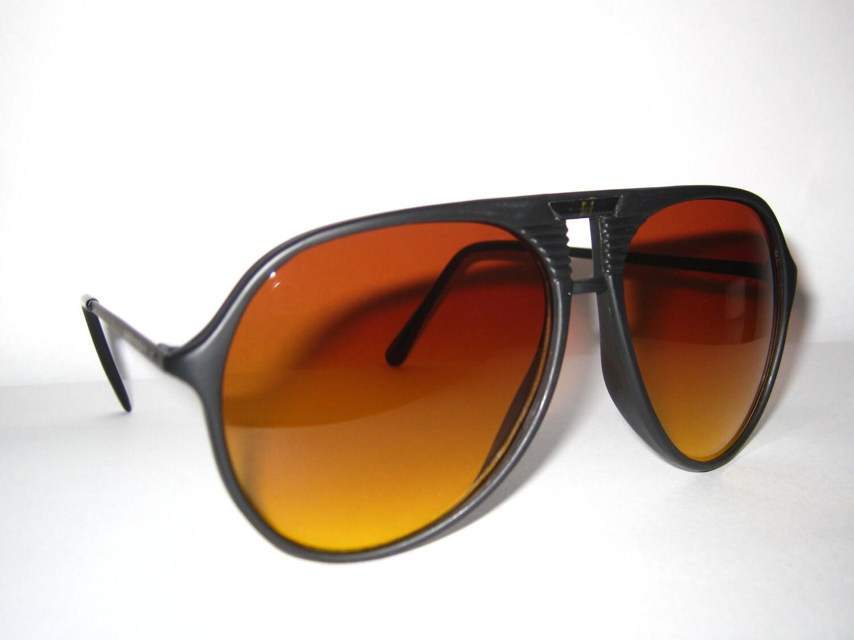 Ambervision Glasses Retro
