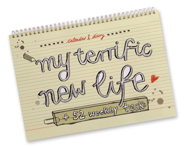 terrific life 2013 diary