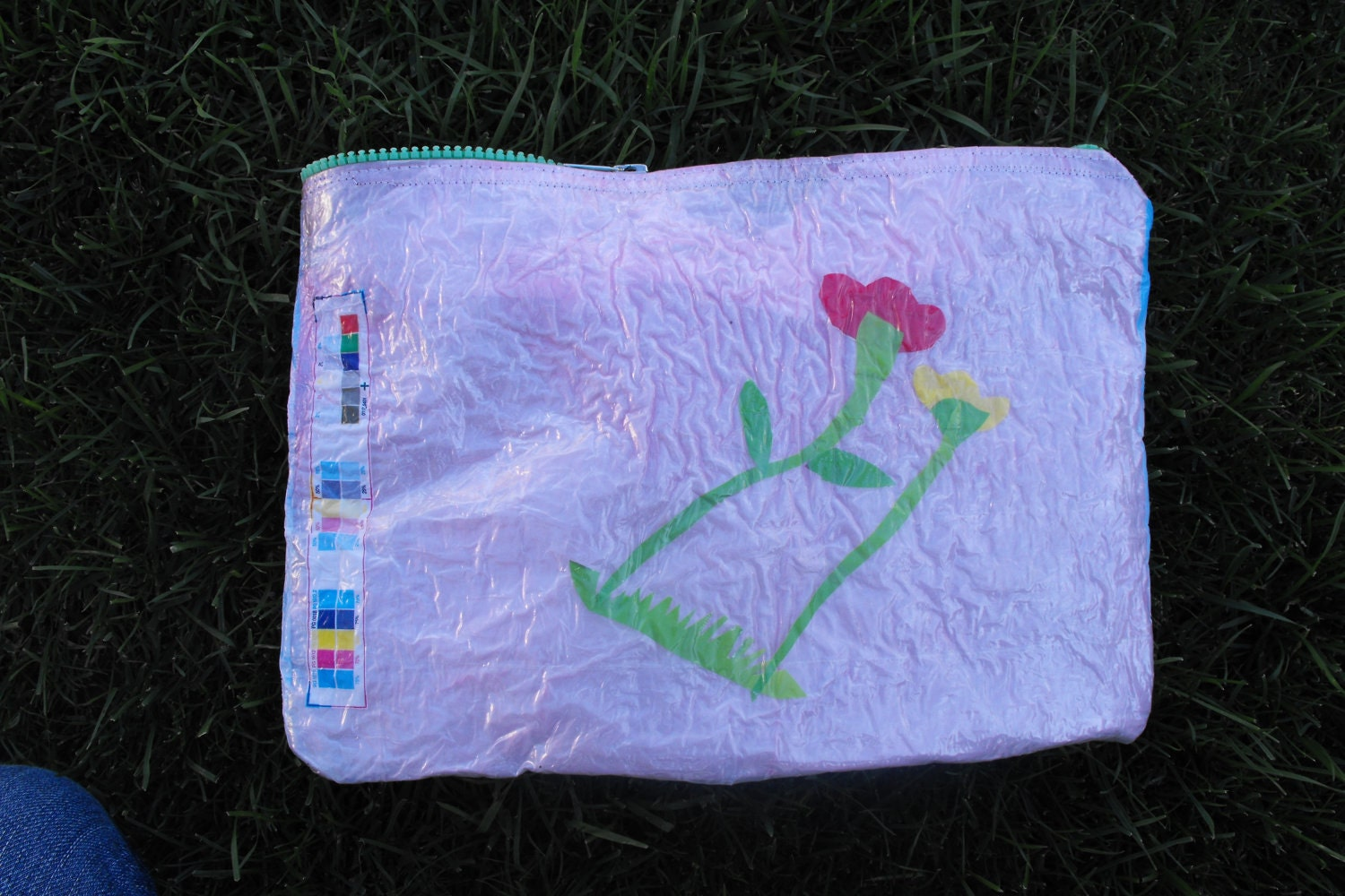 Wet Bag - 100% Recycled Materials