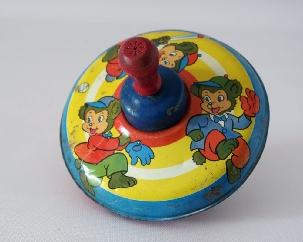 Best Antique Toys : Vintage tin toys bhb kidstyle