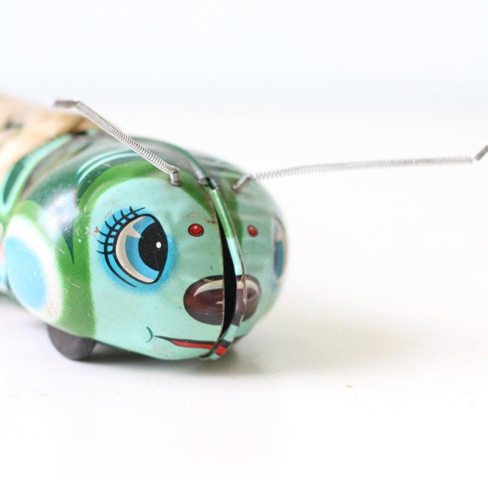 Vintage Tin Toys : Vintage tin toys bhb kidstyle