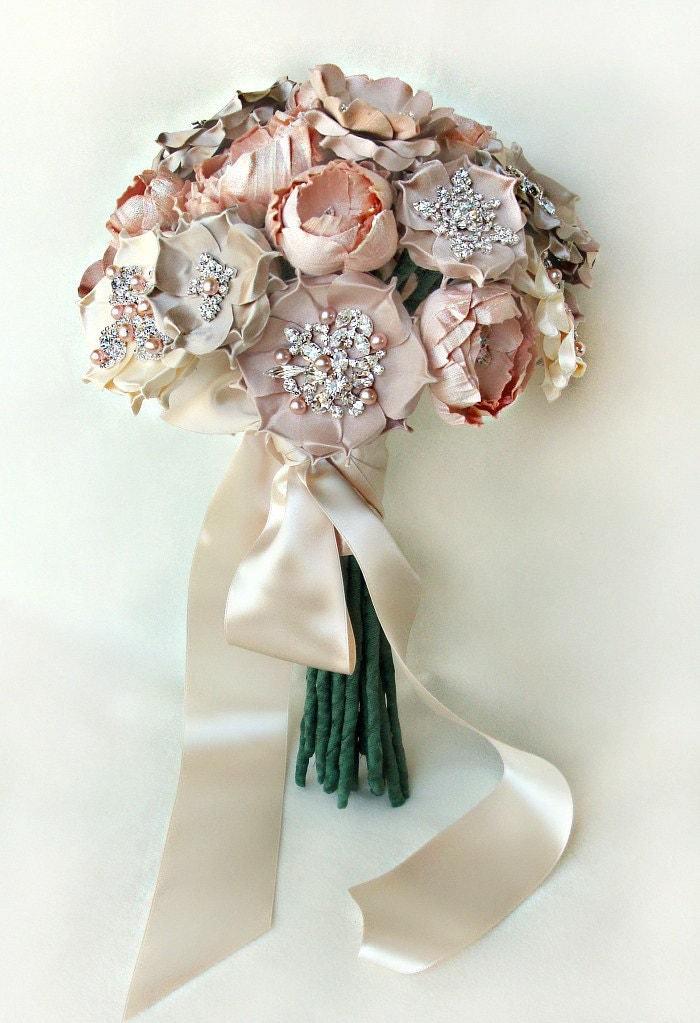 Цветы для невесты своими руками