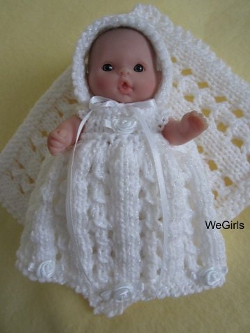 Christening Dress Knitted Pattern Patterns For You