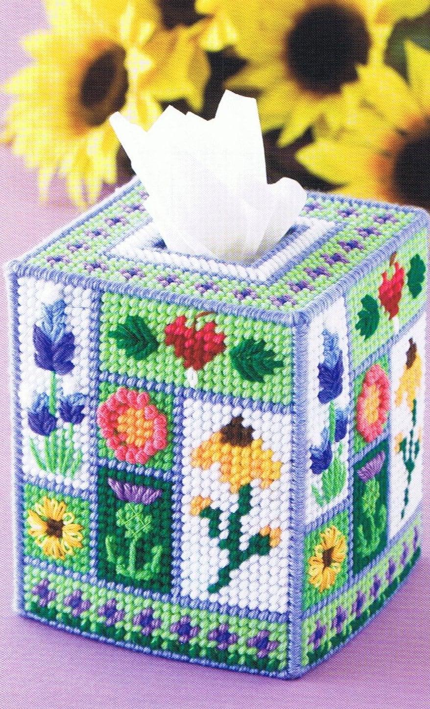 Plastic canvas tissue box patterns http www etsy com listing
