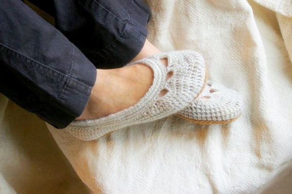 BALLET SLIPPERS CROCHET PATTERN Crochet Patterns