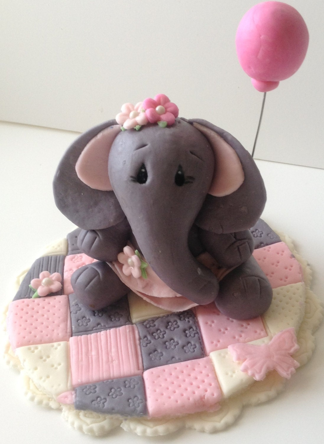 elephant baby shower cake topper elephant baby showers and