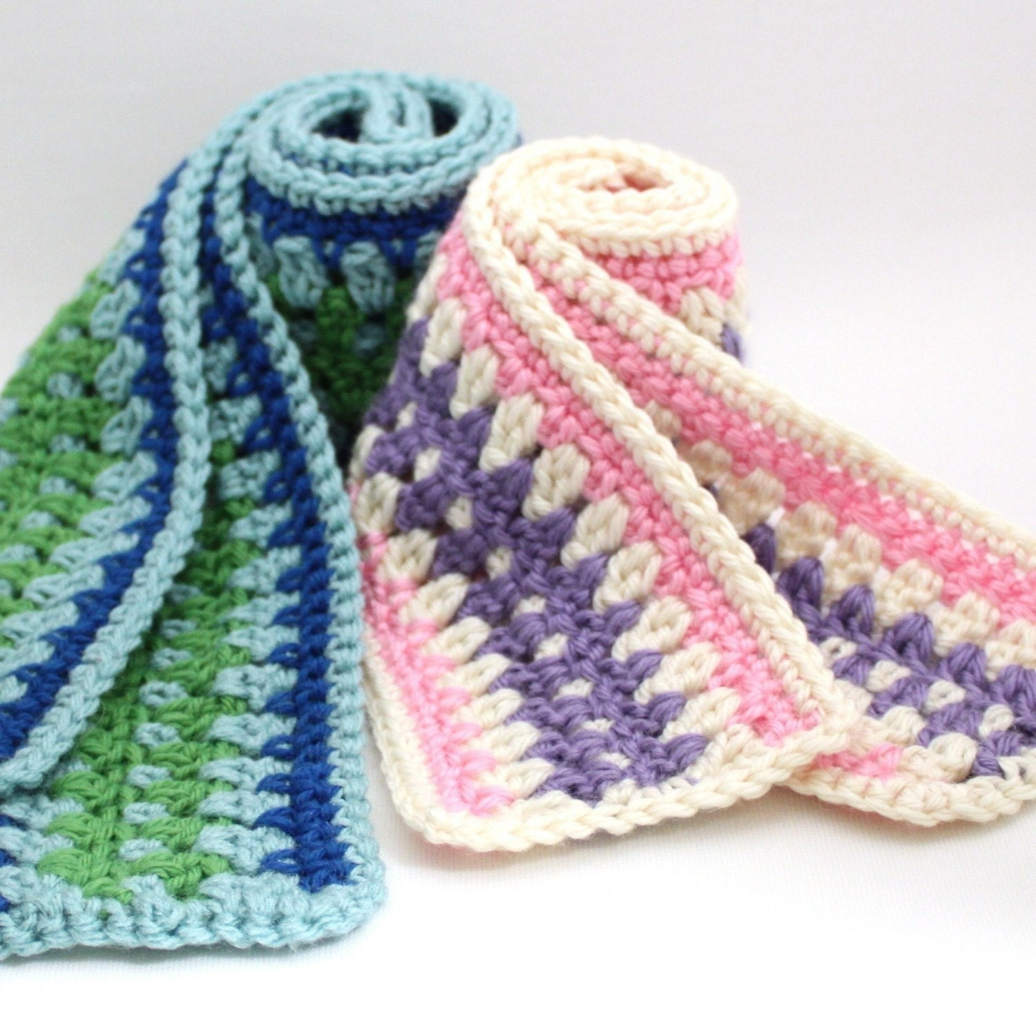 Crochet Pattern For Baby Hat And Scarf : BABY SCARF CROCHET PATTERN Crochet Patterns