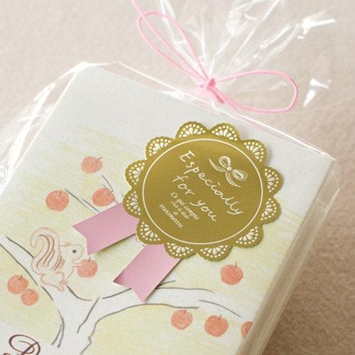 Romantic Lace Sticker - 20sheets