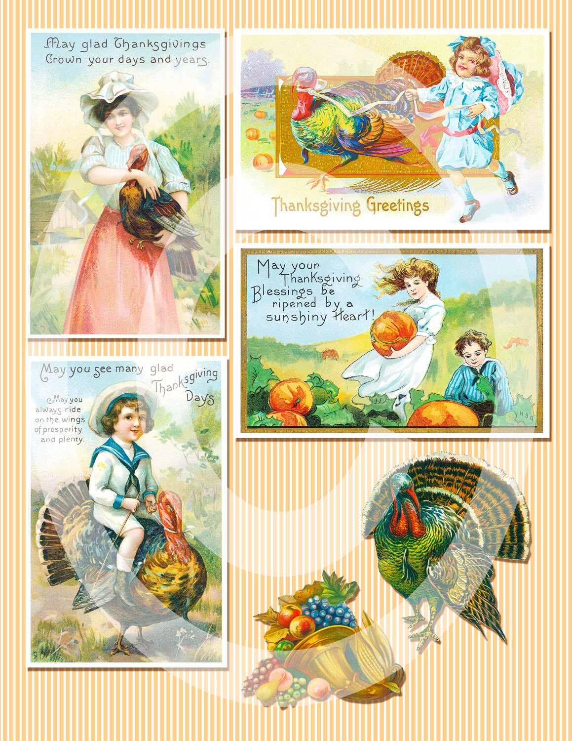 Vintage Thanksgiving Cards. Vintage Thanksgiving Ecards Xmas. View ...
