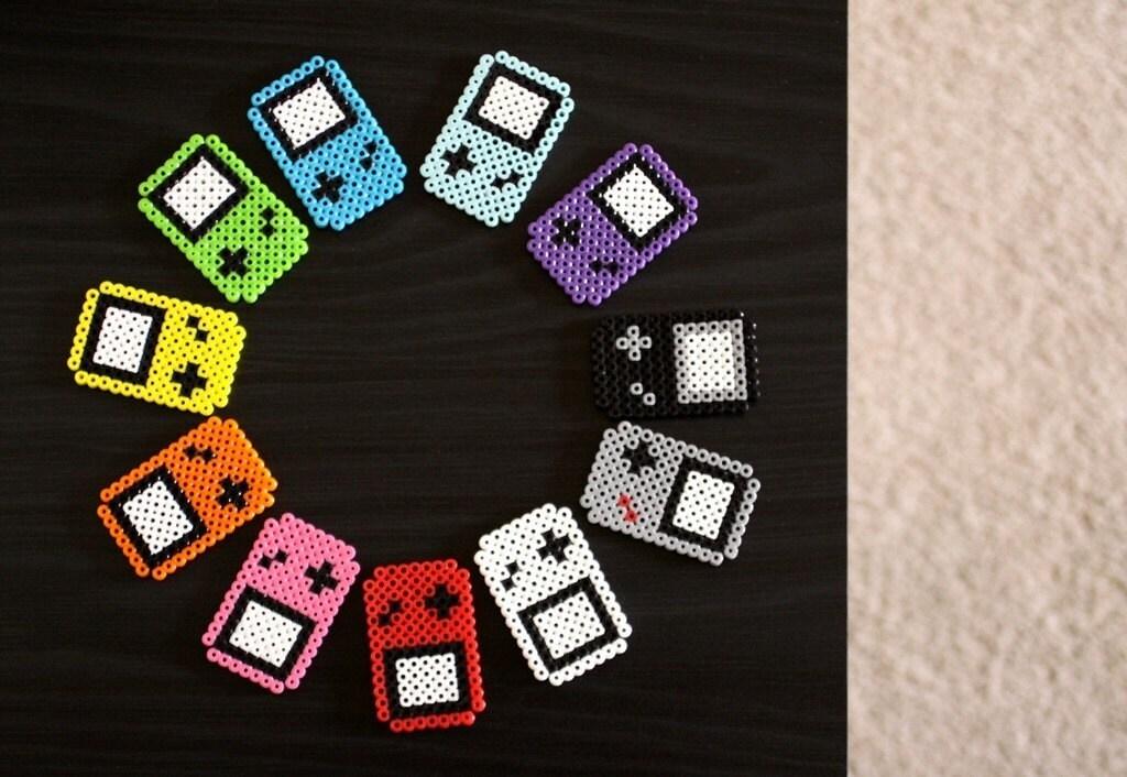 The Original Nintendo Game Boy Magnet (Pick 1)
