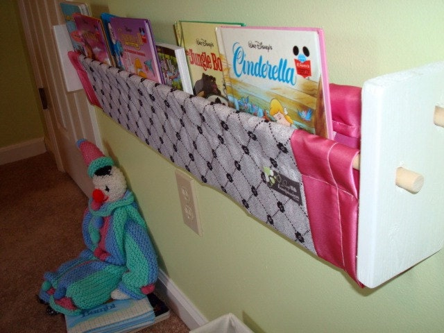 Book Shelf Sling - Silky pink - 100% Profits to Compassion International