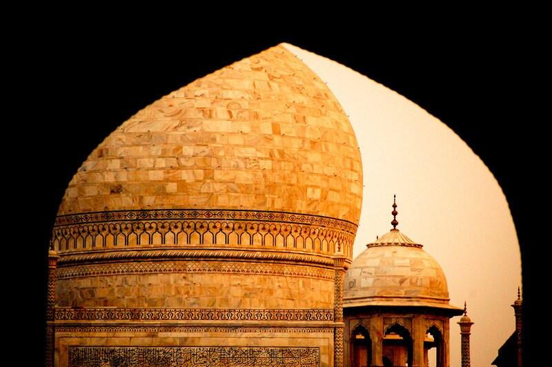 "India Photograph. Taj Mahal, Agra, India - 6"" x 9"" - fotostrudel"