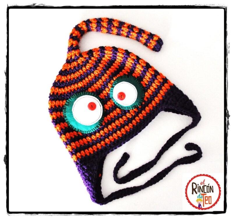 Crochet Hat  Rising Globling NV