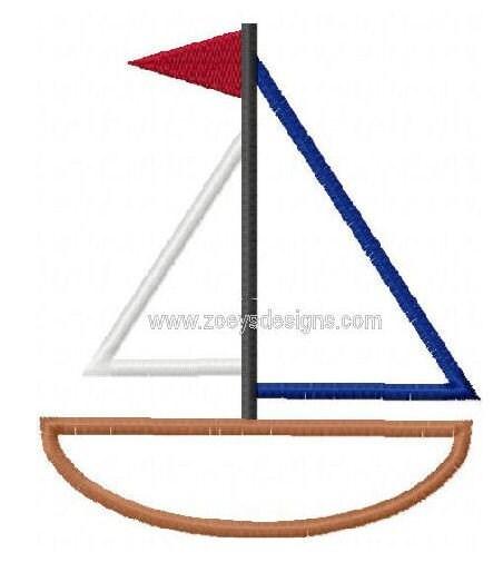 Nautical Applique Designs