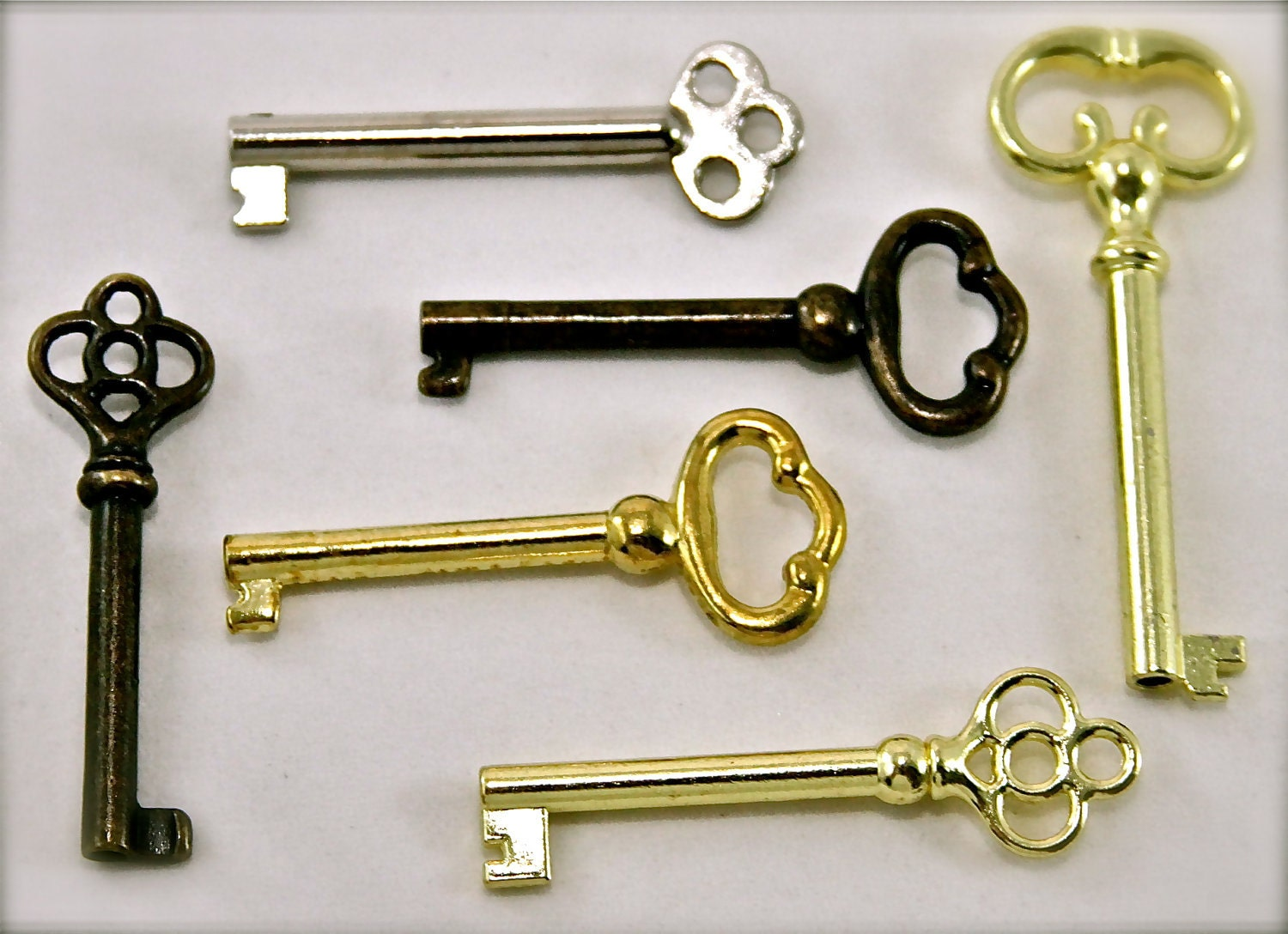 Set of Skeleton Keys