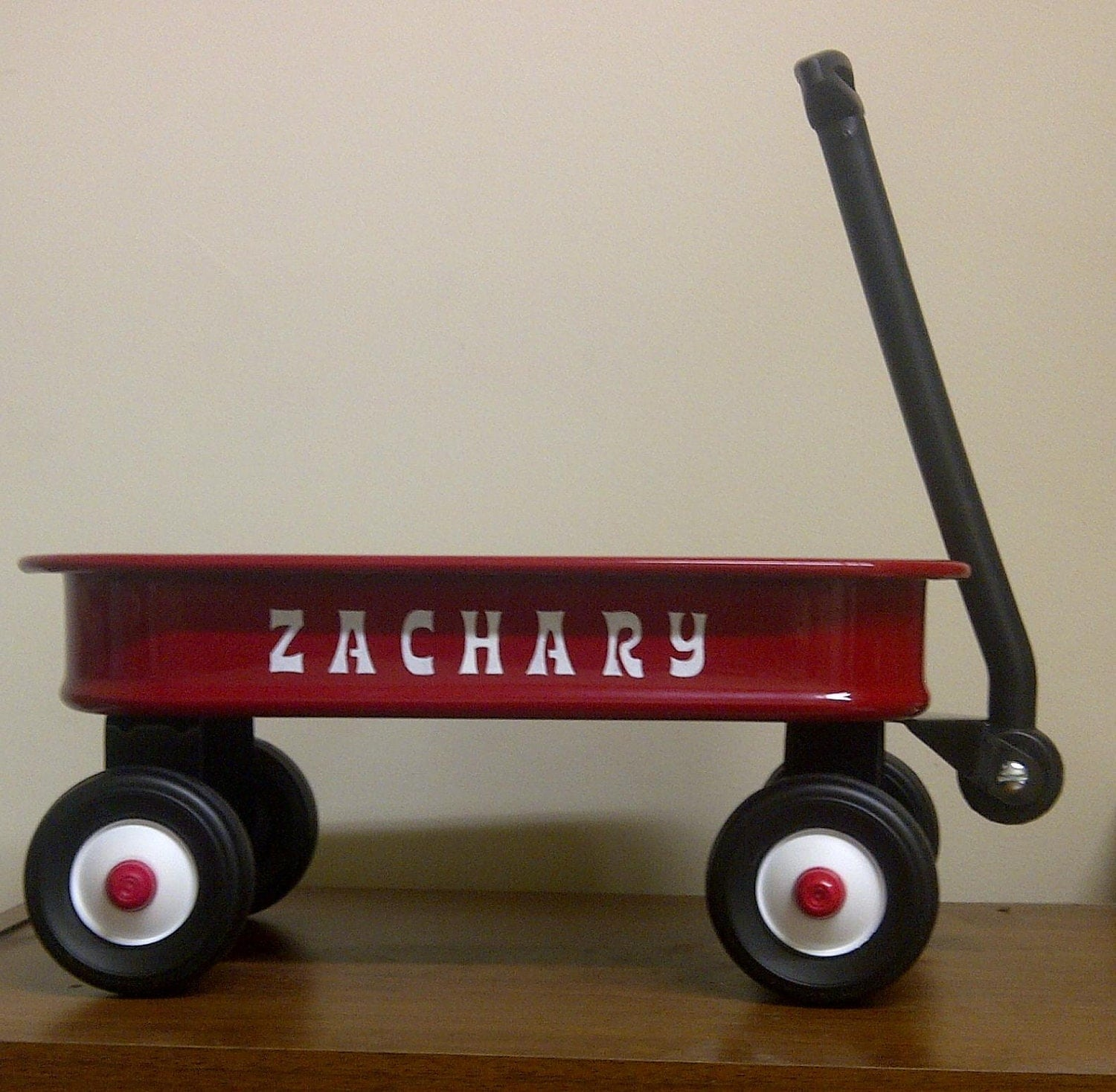 "Personalized Authentic Radio Flyer ""Little Red Wagon"" (MADE TO ORDER) - ToysWithHeart"