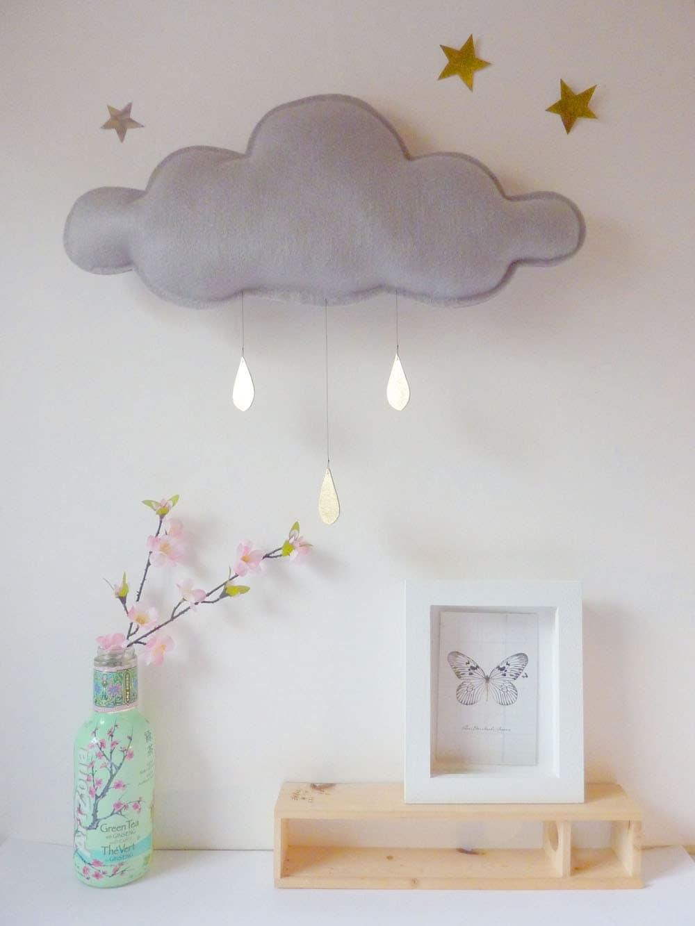 the butter flying handmade design for kids. Black Bedroom Furniture Sets. Home Design Ideas