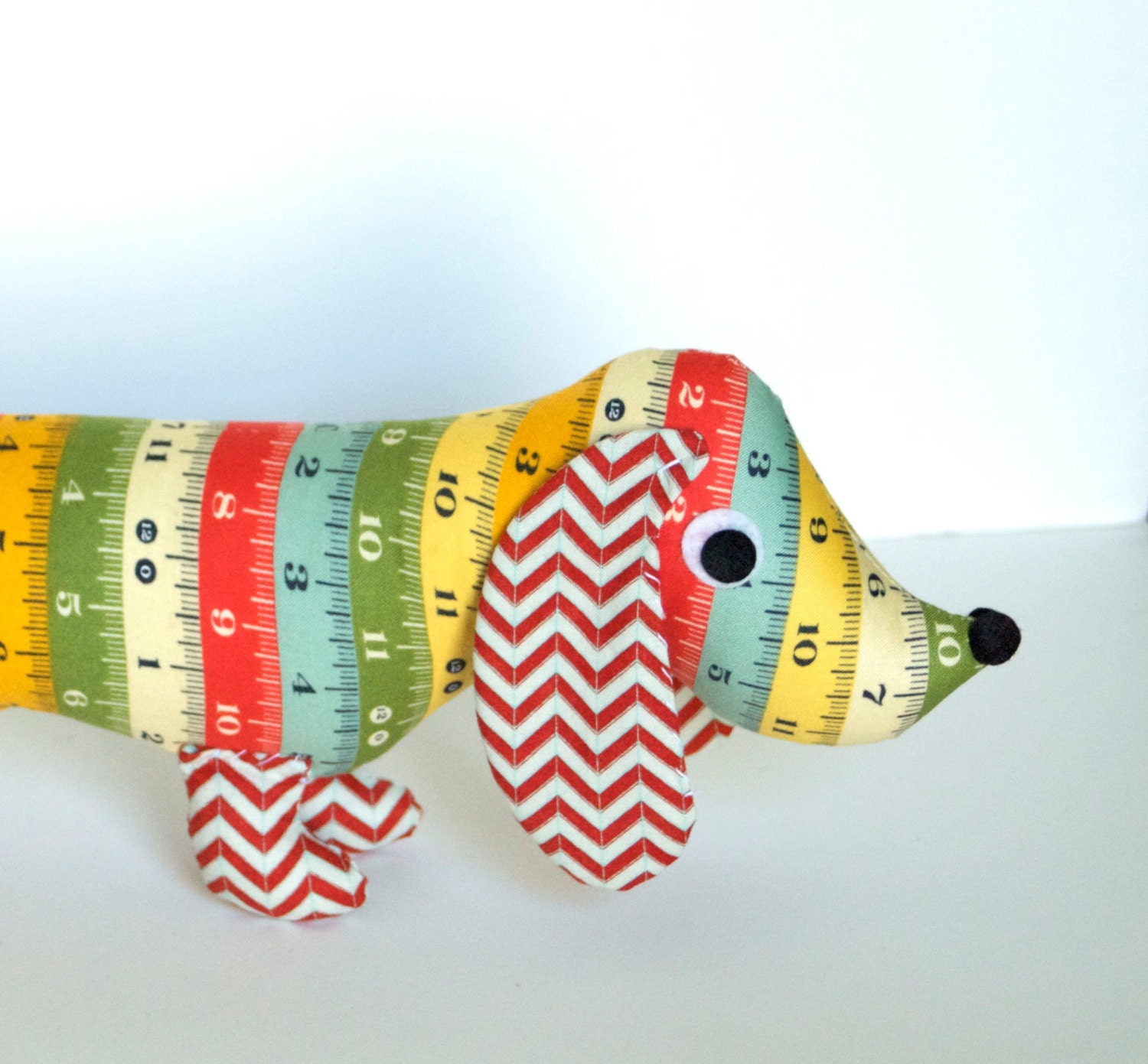 NEW Wiener Dog Stuffed Plush Dachshund Soft Baby Toy Doll for Baby Children MURRAY - FriendsOfSocktopus