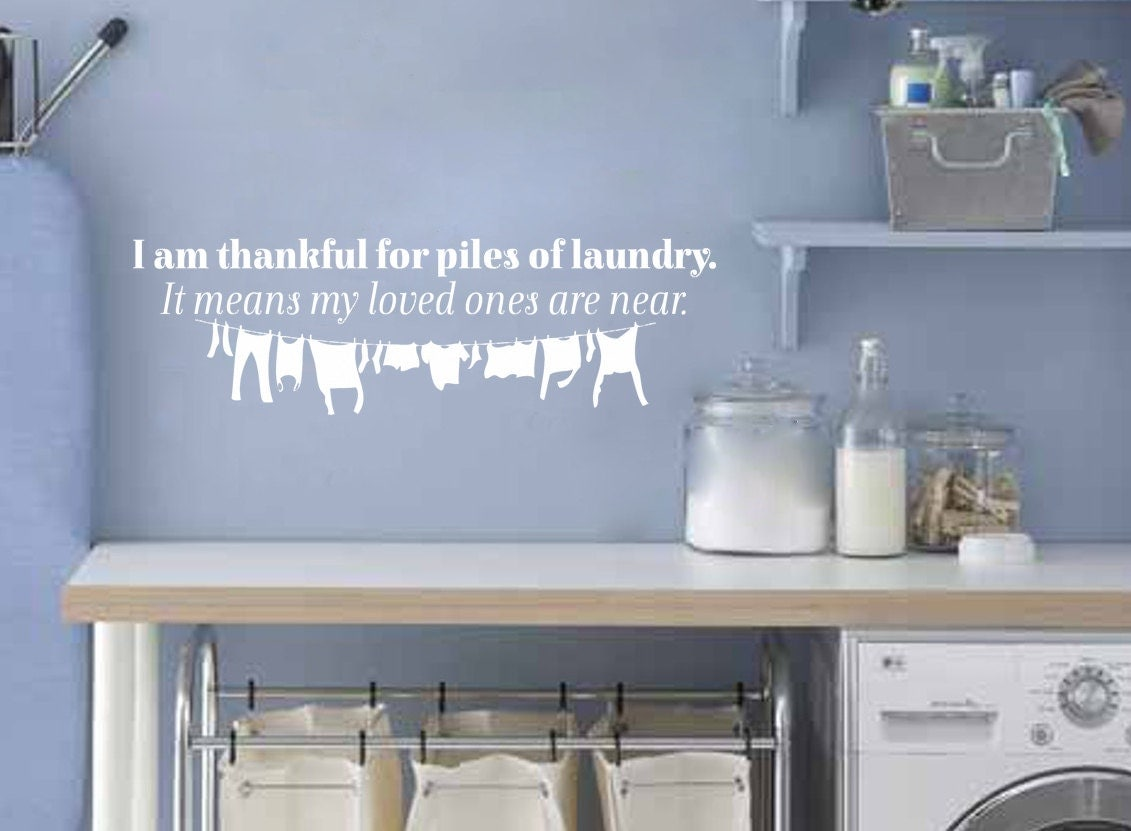 Laundry Room Items Endearing Laundry Room Etsy  Gustitosmios Inspiration Design