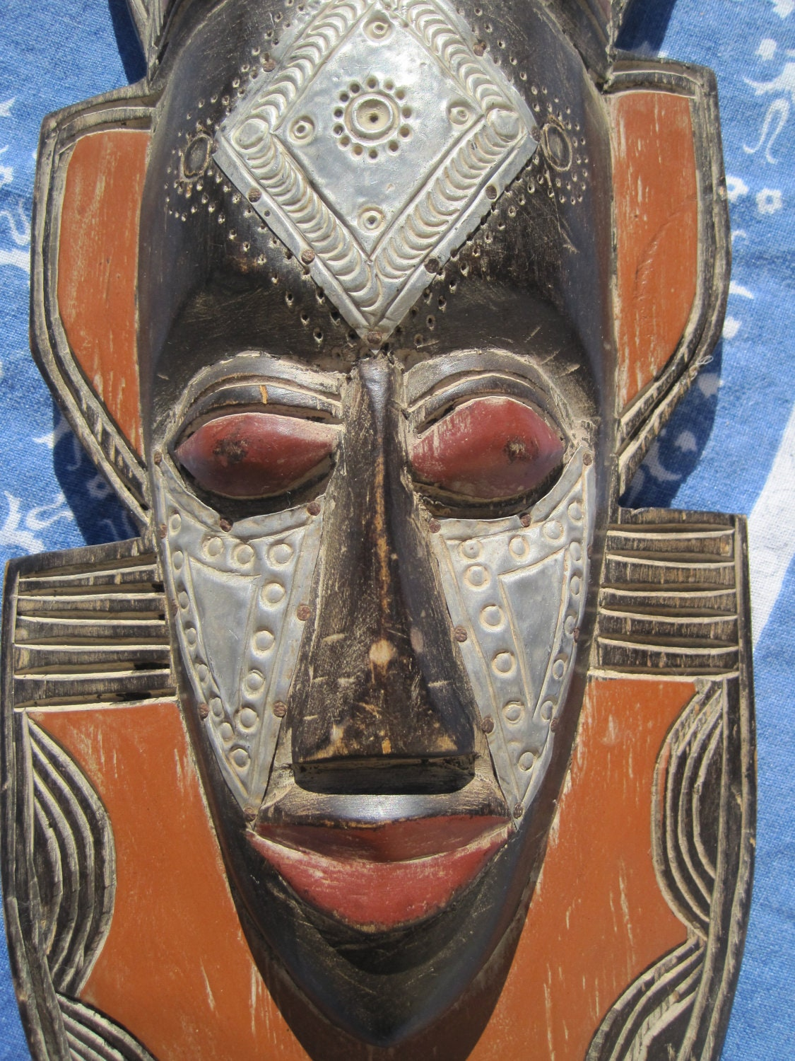 African Masks Wooden Mask From Africa