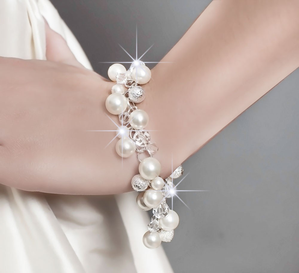 Non catching bracelets for lace dress weddingbee for Bracelet for wedding dress