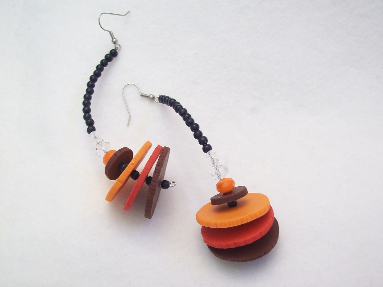 HALF AUTUMN earrings