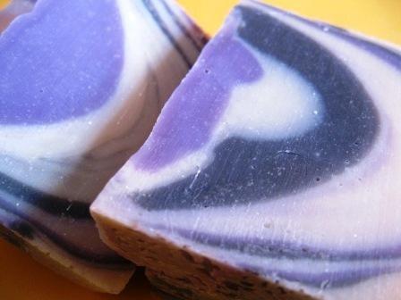 Wicked Soap-Black Raspberry Vanilla Scented