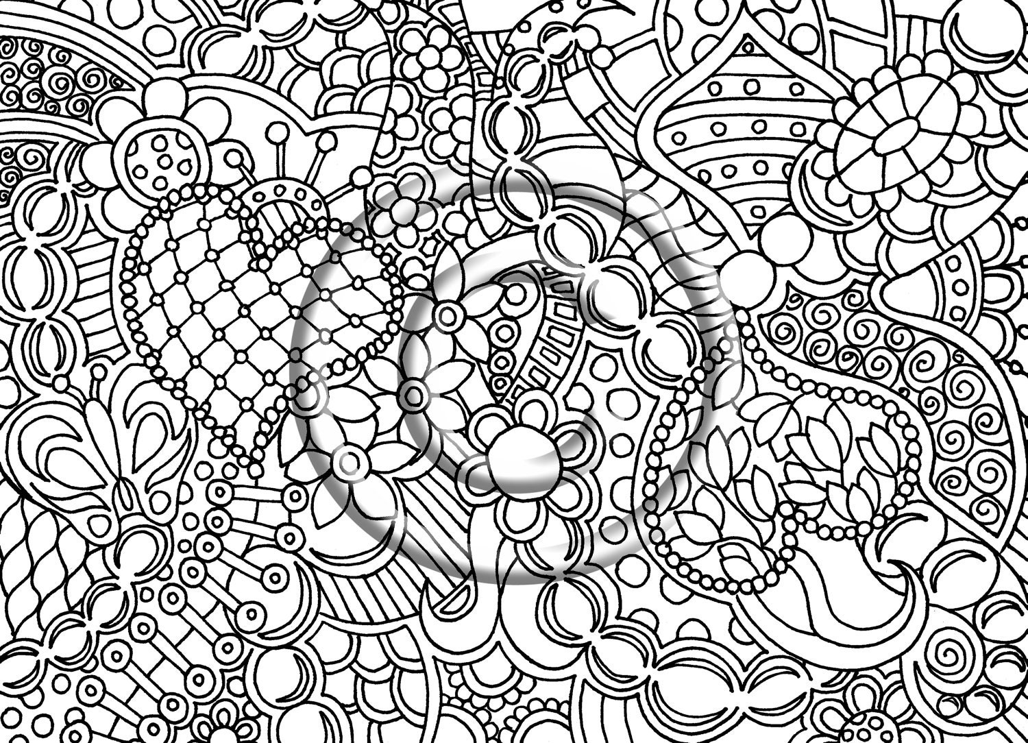 Trippy Coloring Pages http://printablecolouringpages.co.uk/?s=trippy ...